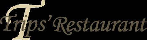 Trips' Restaurant Sticky Logo Retina
